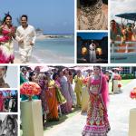 Half Moon Montego Bay Jamaica Wedding Photographer | Monica and Shail's Destination Wedding Featured in the Big Fat Indian Wedding Blog!