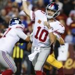 Coastal Virginia Magazine Sports Editor Keith Cephus | Giants Beat Redskins 45-14 in Fedex Field