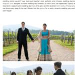 Indian Fusion Wedding Photographer | Keswick Vineyards Wedding Photographer | Suparna and Matthew's Wedding Featured in Maharani Weddings Magazine