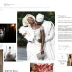Keith Cephus' Nigerian Wedding Featured in Grace Ormonde Wedding Style!