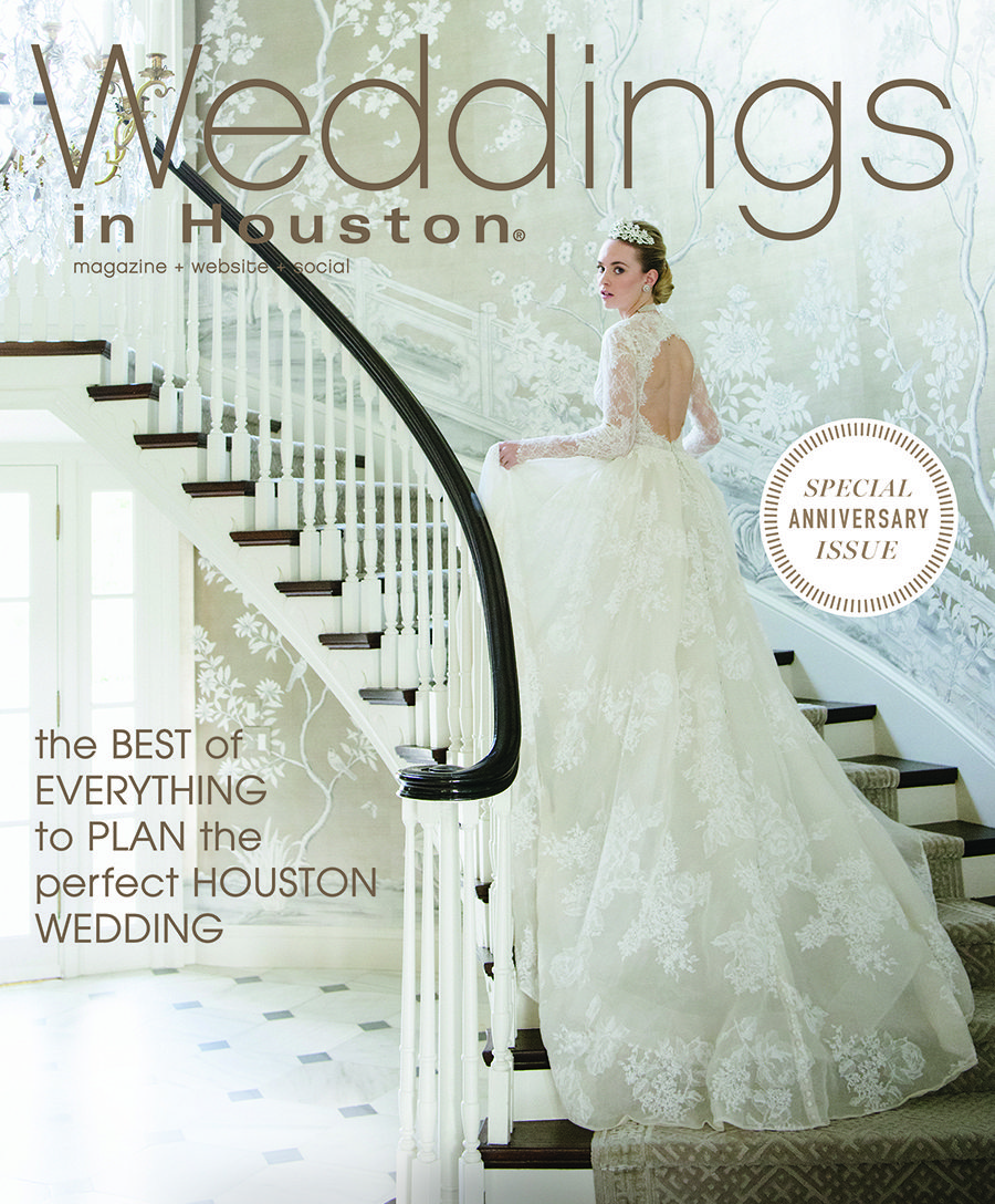 Keith Cephus' Nigerian Wedding at the Chateau Cocomar is Featured in Weddings In Houston Magazine!