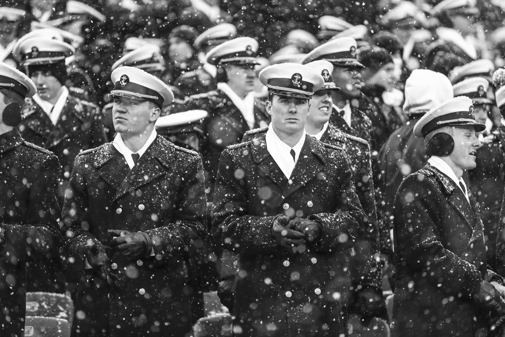 The Army/Navy Game  | Through the Lens of Keith Cephus