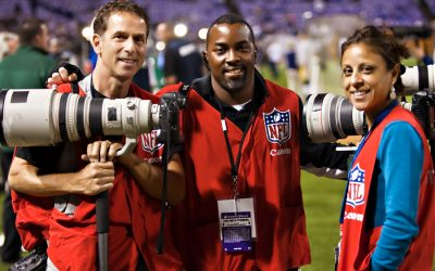 Cephus Selected to Photograph the College Football Playoff Championship Game!!
