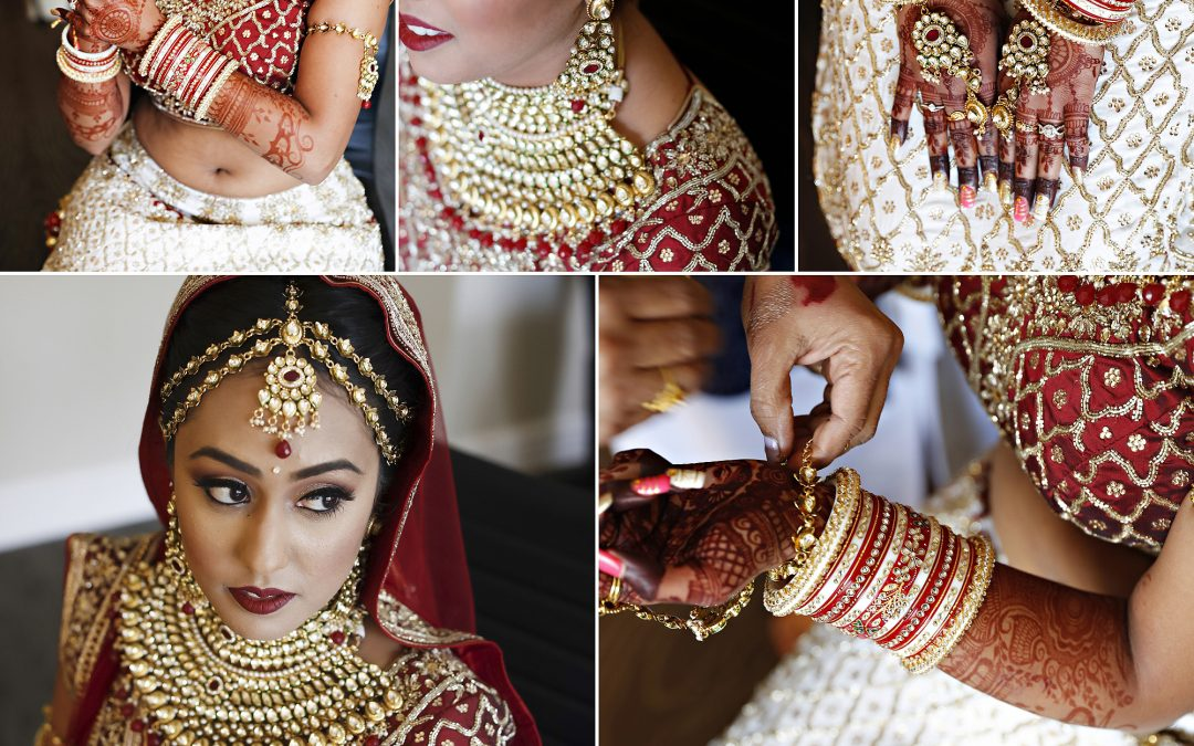 Virginia Indian Wedding Photographer | Devanshi and Jay's Wedding Featured in South Asian Bride Magazine!!