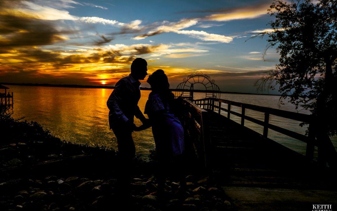 Virginia Beach Maternity Photographer | Aimee and Vishal's Maternity Shoot!