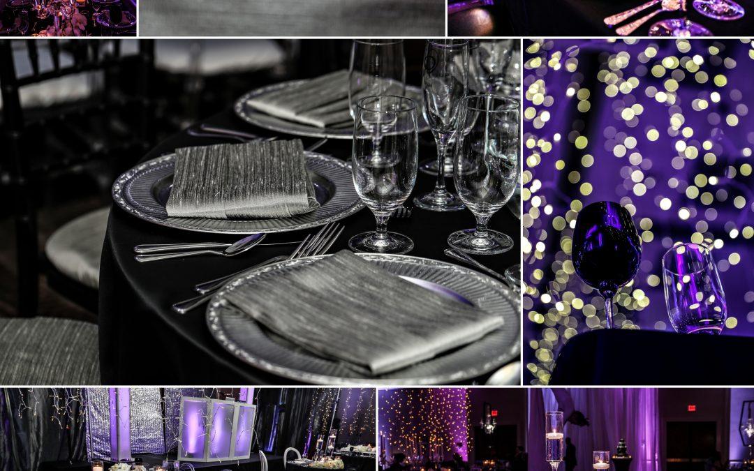 Hilton Durham Wedding Photographer | Shana and Charles' New Years Eve Wedding!