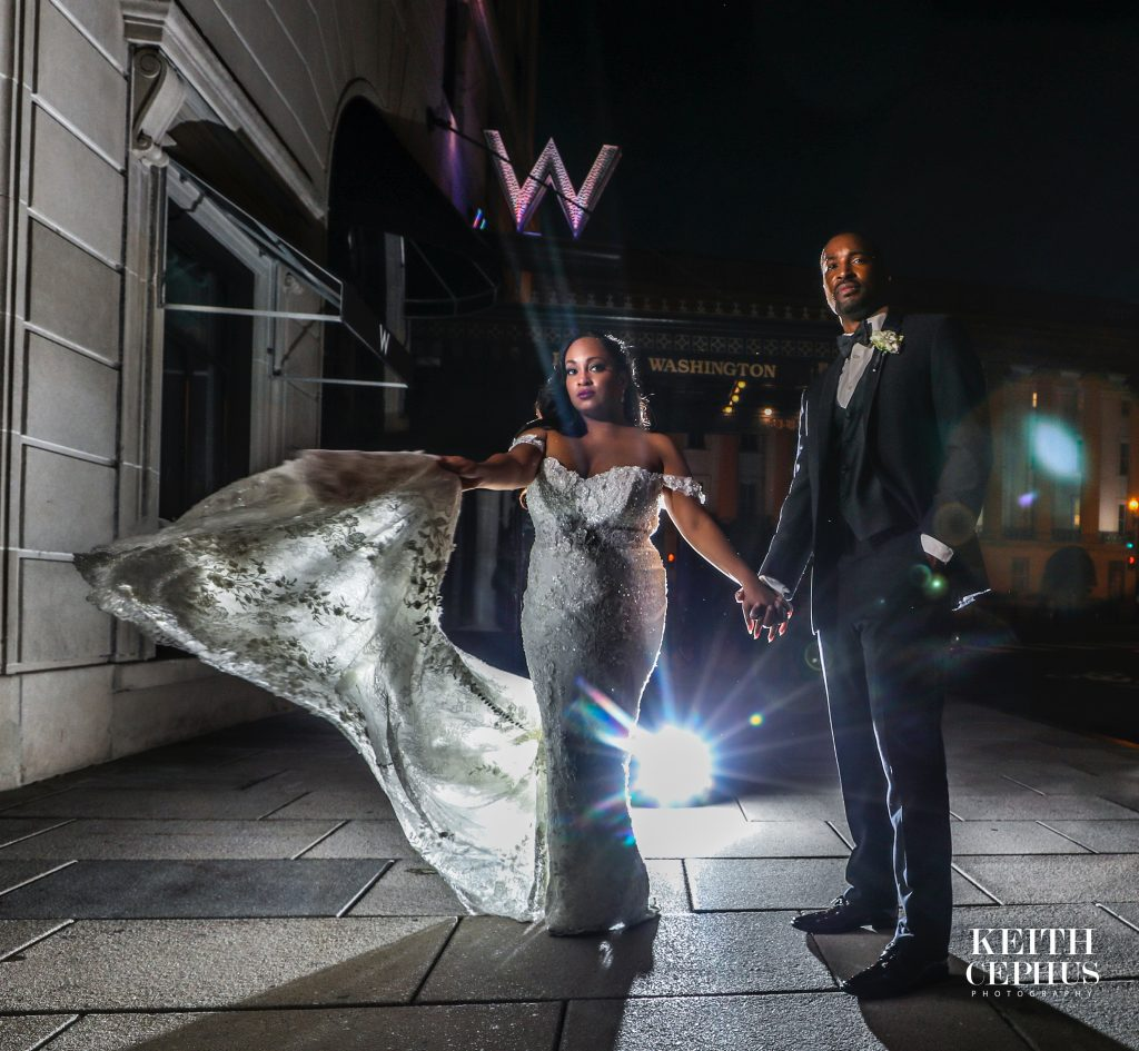 W Washington Hotel Wedding Photographer | Angel and Ken's Amazing Wedding