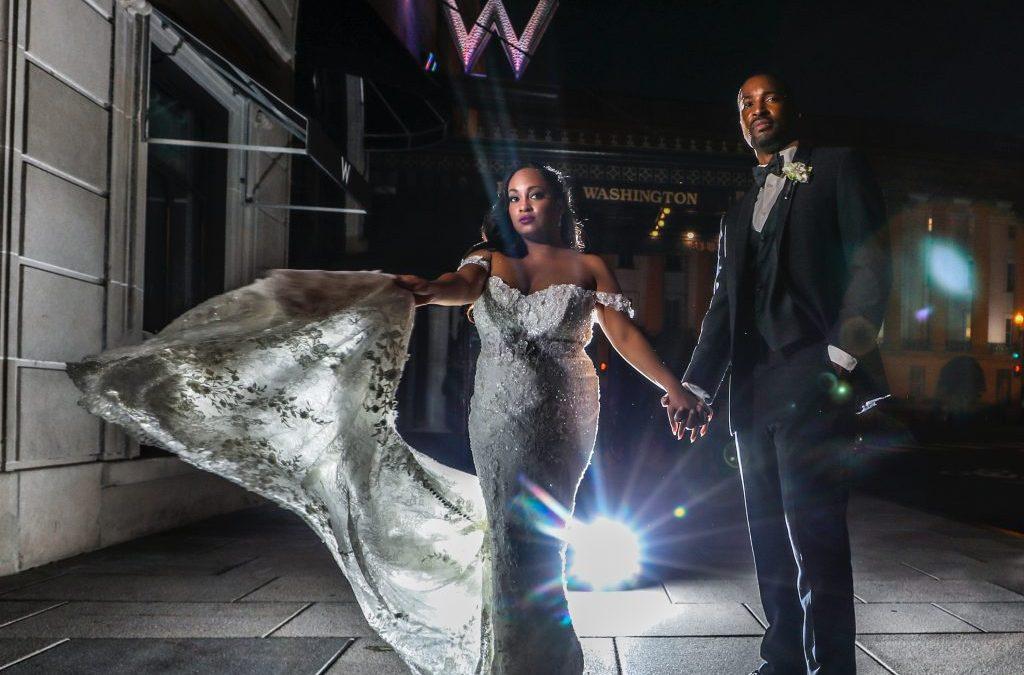 W Washington Hotel Wedding Photographer | Angel and Ken's Amazing Wedding